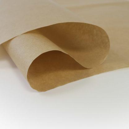Zoom sur la qualité du papier kraft de calage vendu sur papierkraft.fr