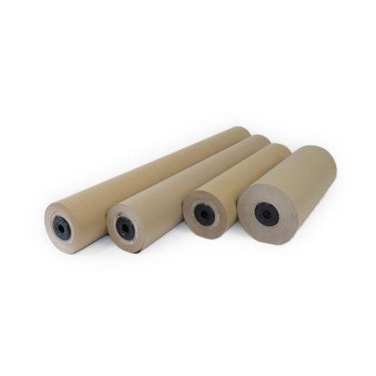 Gamme de rouleaux de papier kraft pour le calage