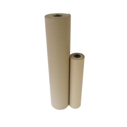 Rouleaux de papier kraft pour l'emballage d'objets lourds